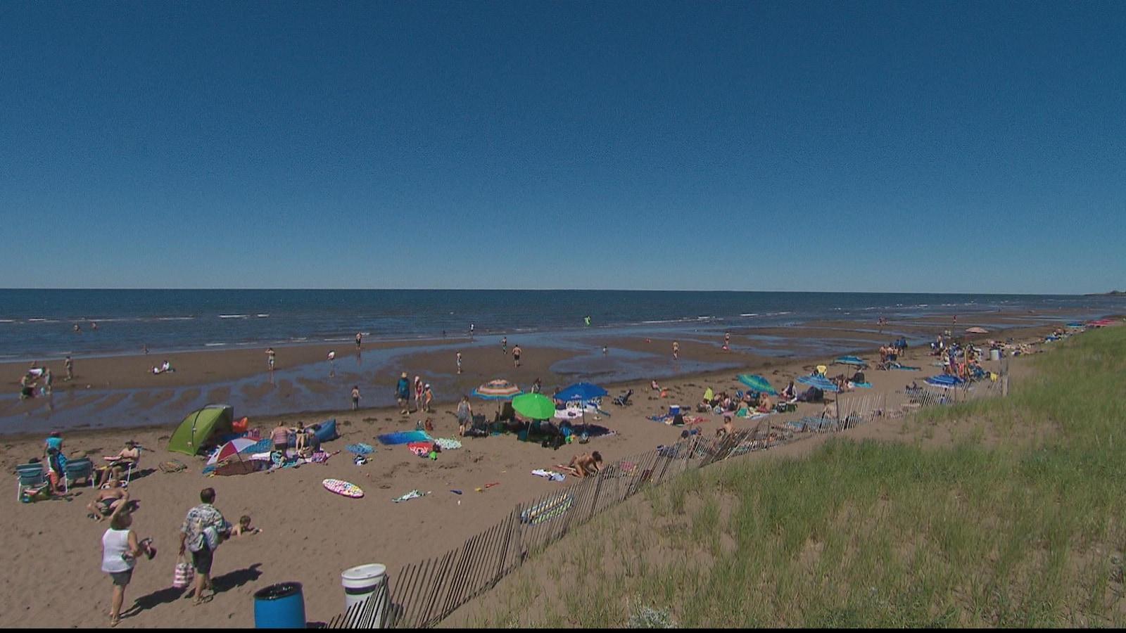 La plage de l'Aboiteau obtient une certification internationale.
