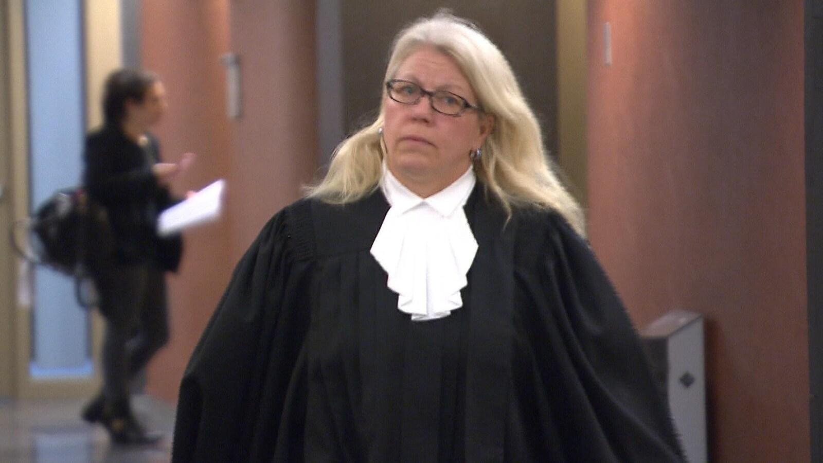 La procureure Geneviève Dagenais