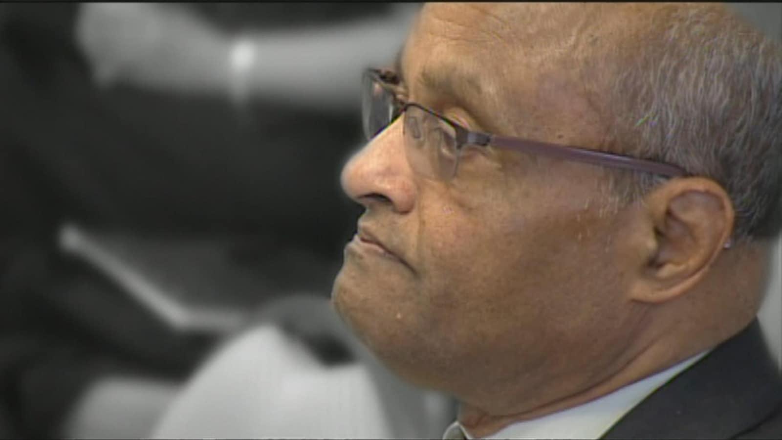 Le Dr Rajgopal Menon.