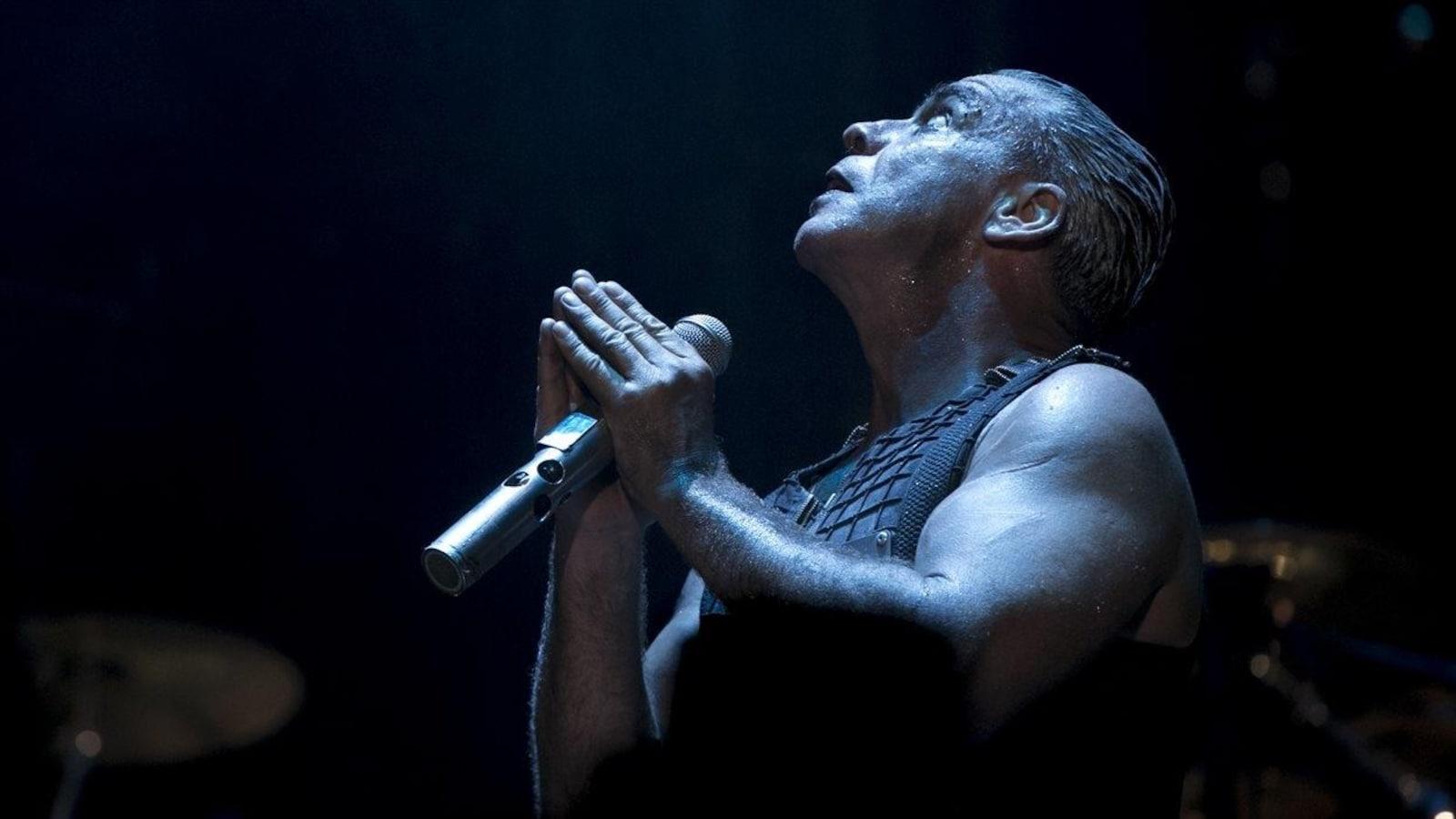 Rammstein s'est produit sur les plaines d'Abraham au Festival d'été de Québec en juillet dernier