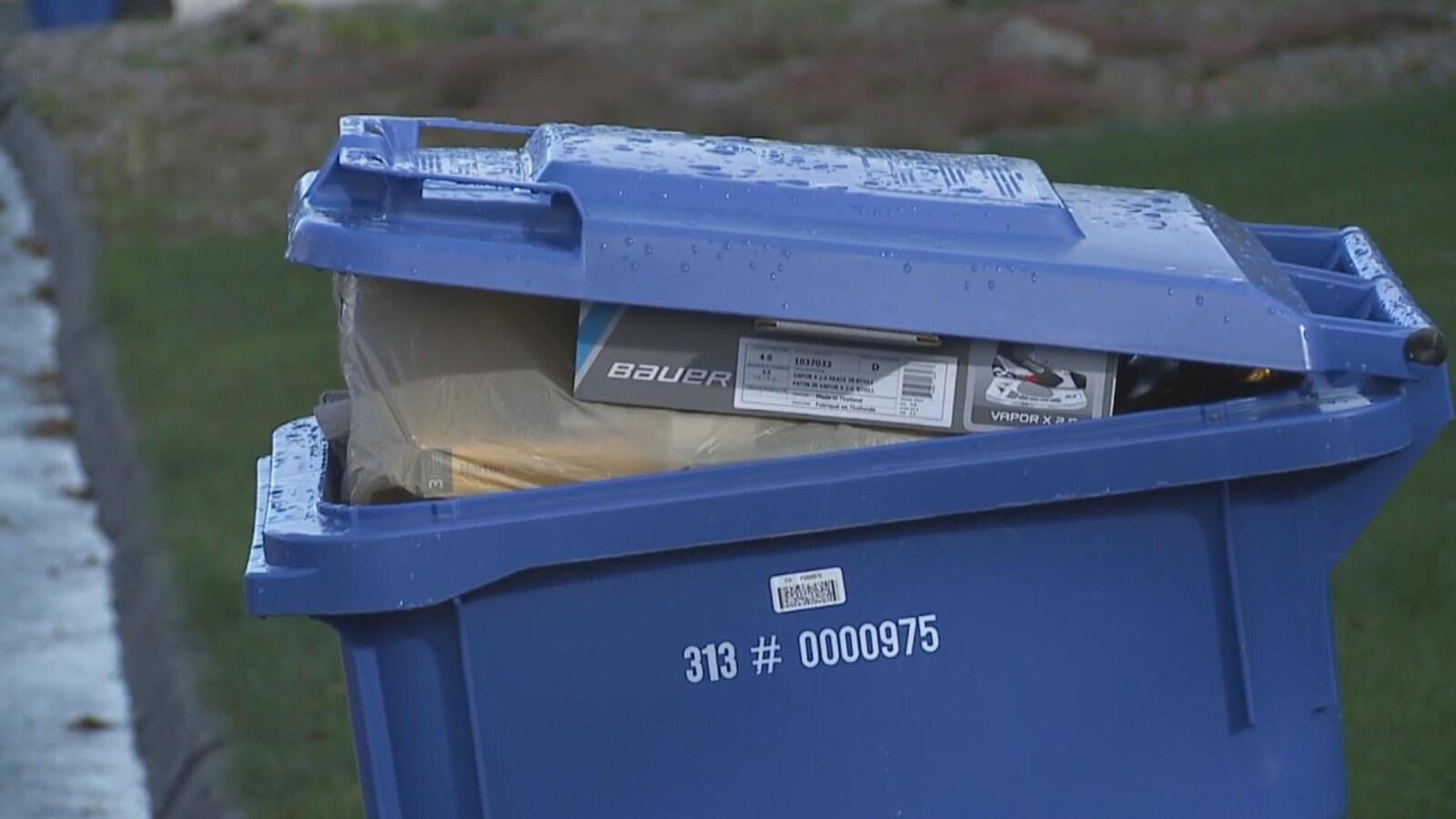 Les matières recyclables seront bientôt ramassées à domicile dans le Restigouche.