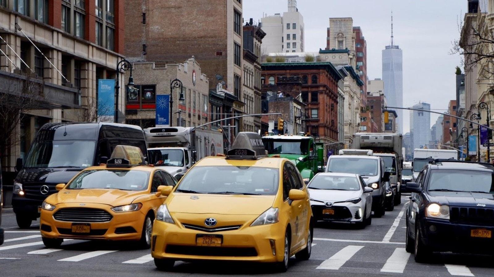 New York mettra bientôt en place un système de péage urbain.