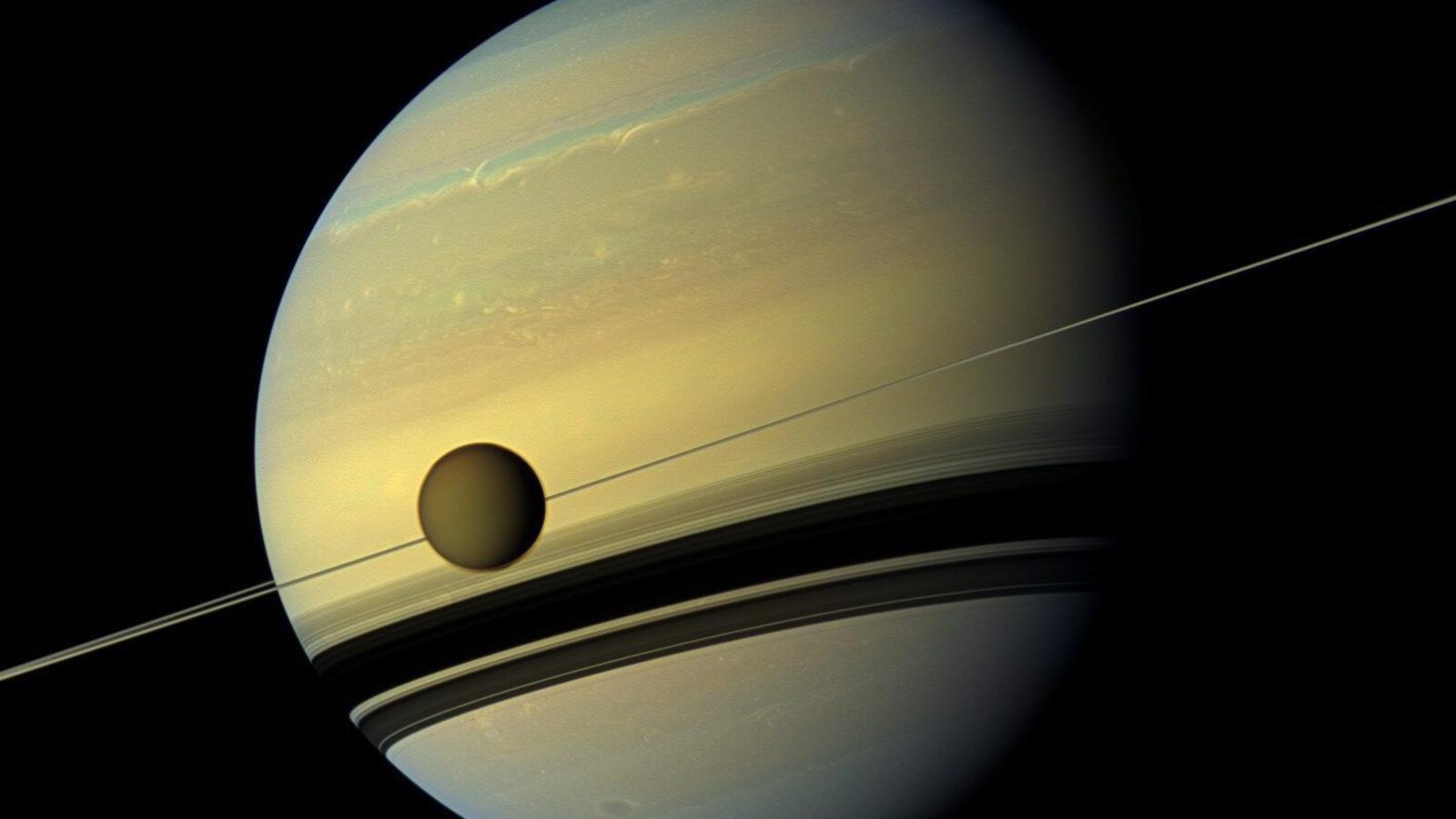 cassini spacecraft pictures of saturn - 976×549