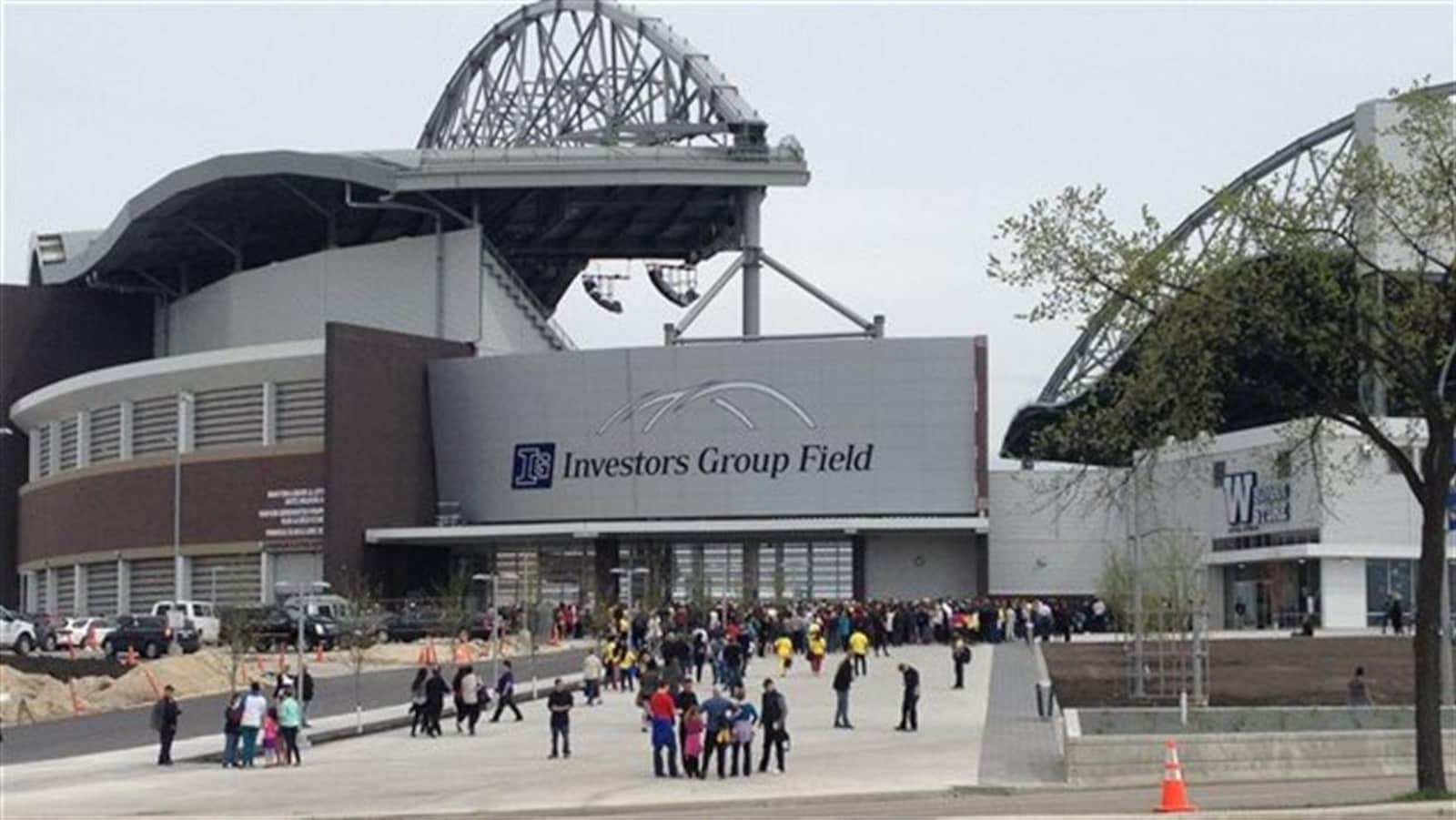 Le stade Investors Group Field