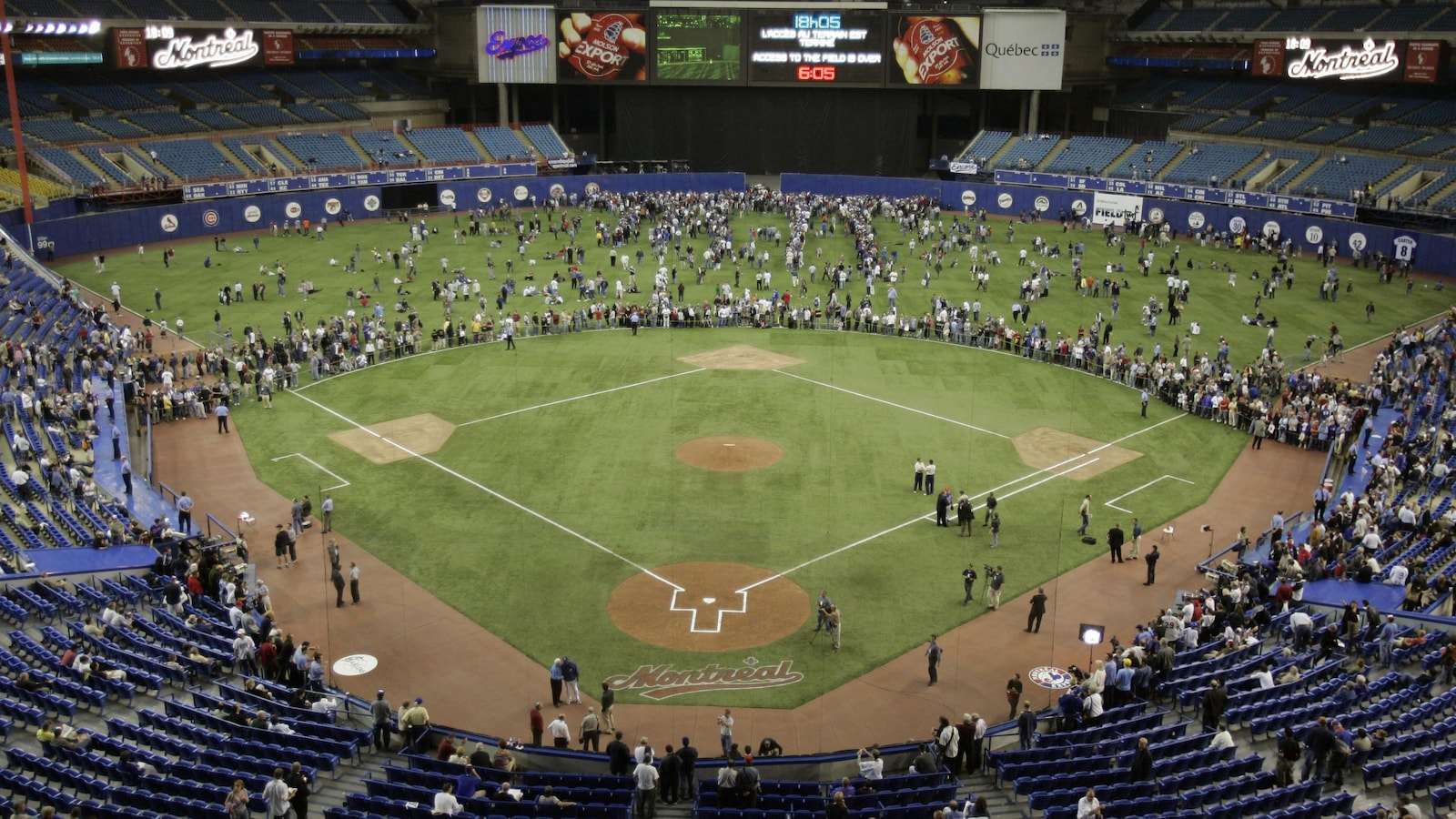 Les Expos Rays En Garde Partagee Quelle Mauvaise Idee Ici Radio