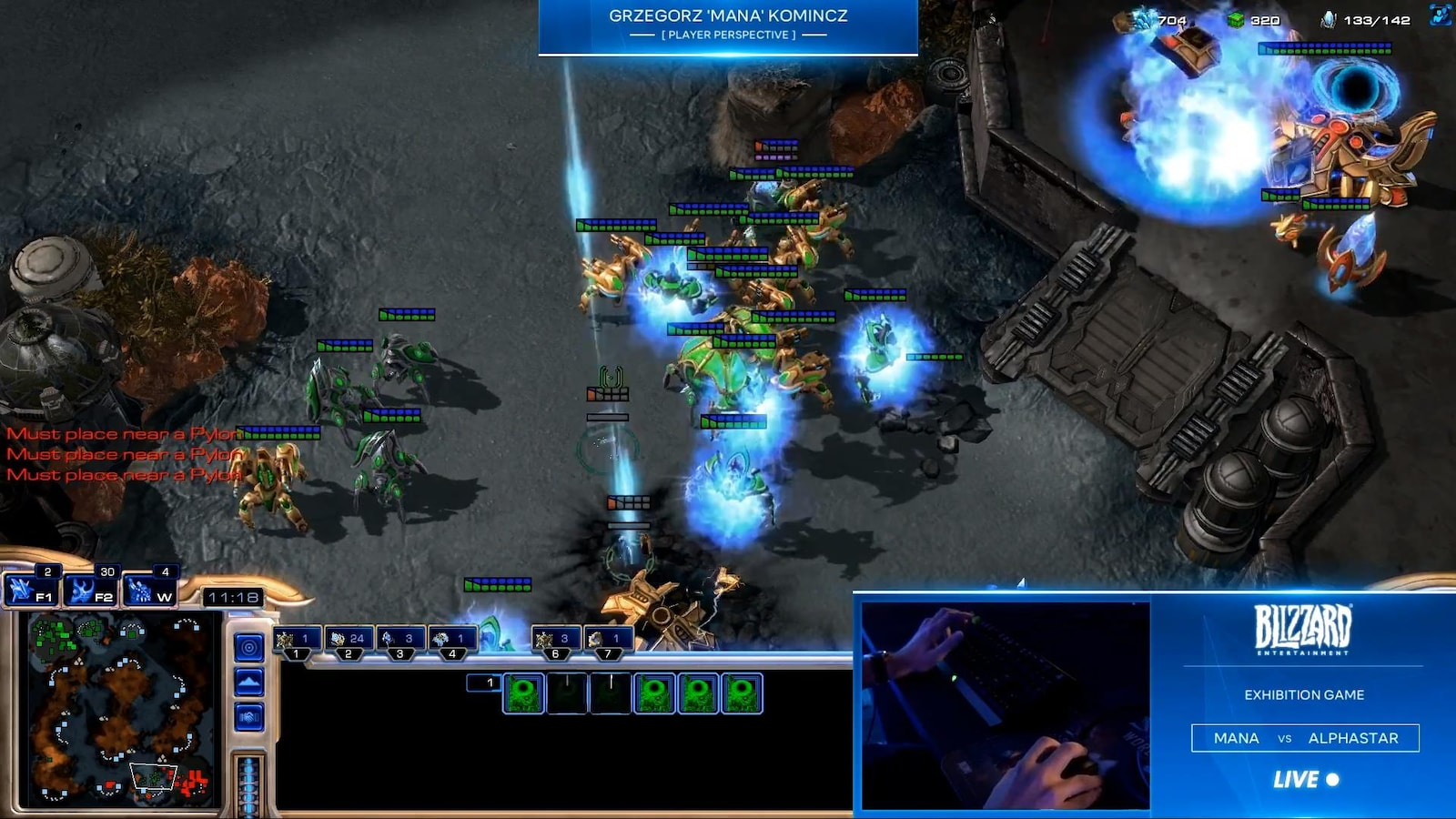 L'intelligence artificielle de Google a battu deux joueurs pros à StarCraft 2