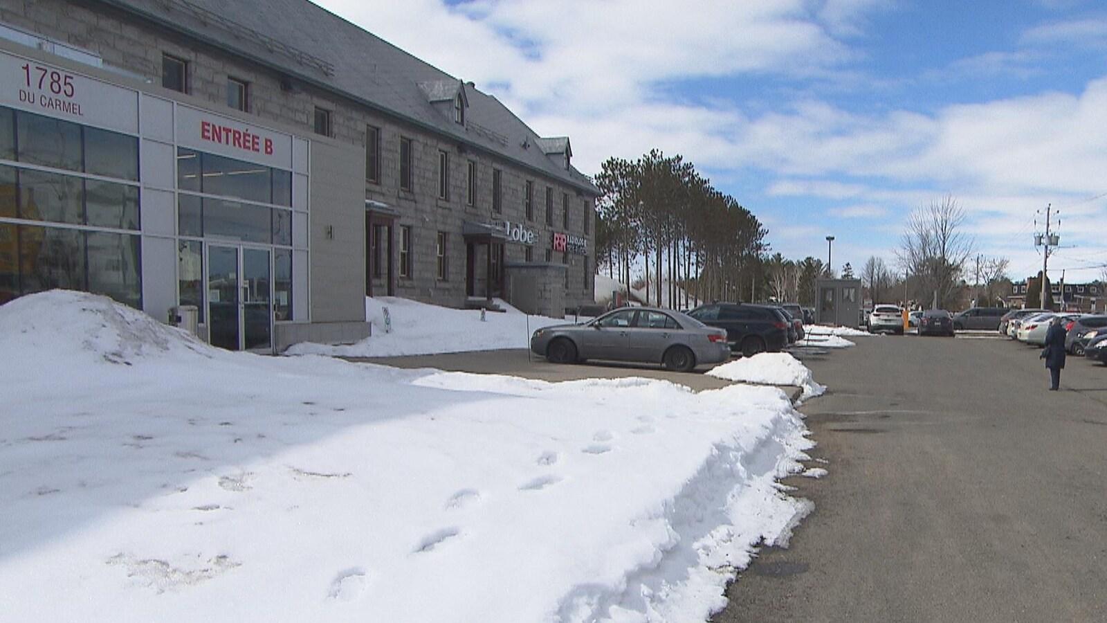 La superclinique de Trois-Rivières a ouvert ses portes.
