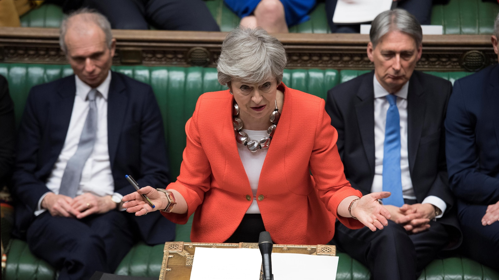 Les députés britanniques refusent un nouveau référendum — Brexit