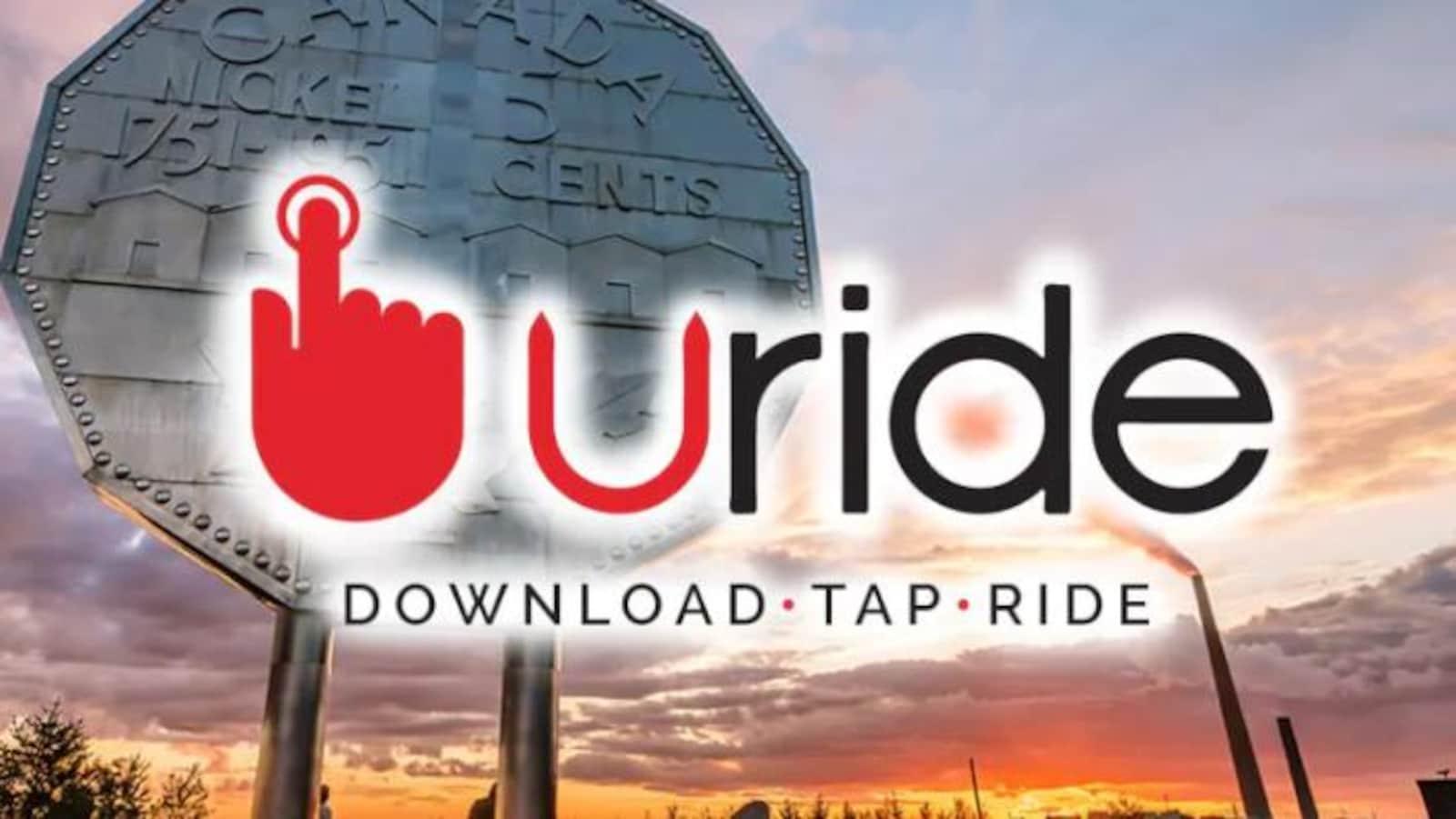logo de l'application mobile Uride