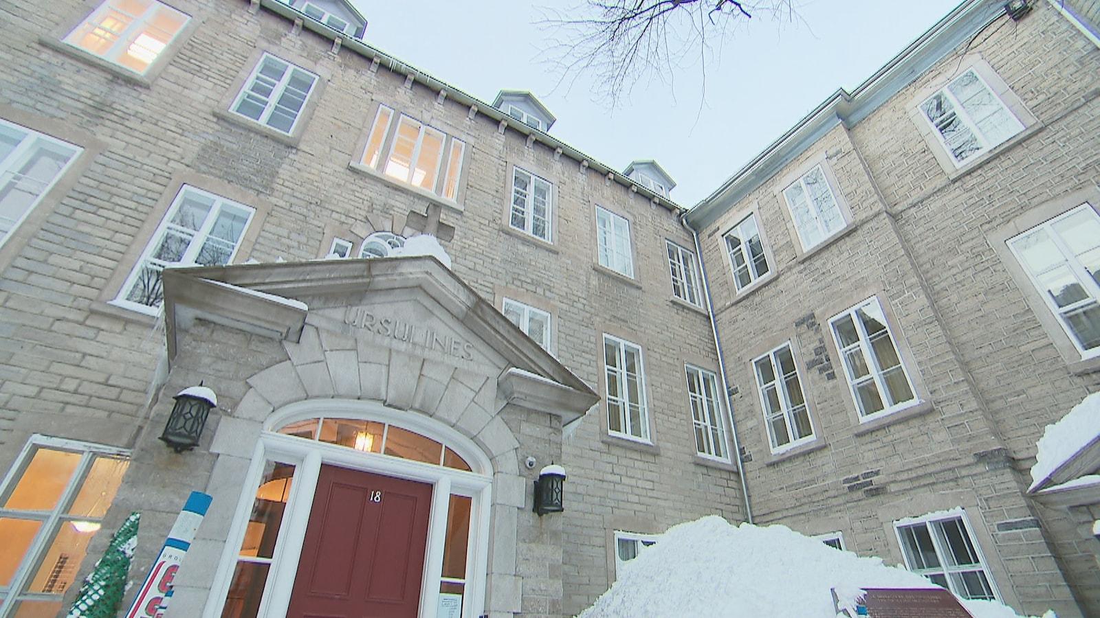 L'École des Ursulines à Québec