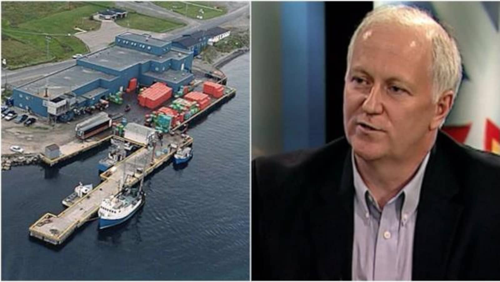 Le président-directeur général d'Ocean Choice International, Marin Sullivan, dit que l'usine de Port au Choix produira plus de crevettes cette année grâce à l'Accord économique et commercial global.