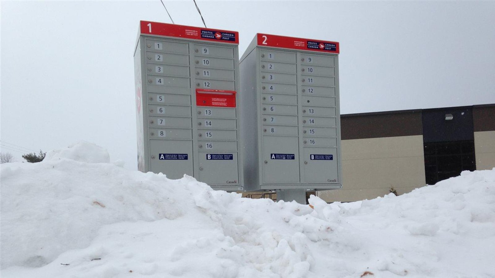 Des citoyens de la municipalité de Preissac se plaignent d'actes de vandalisme contre leurs boîtes postales communautaires.