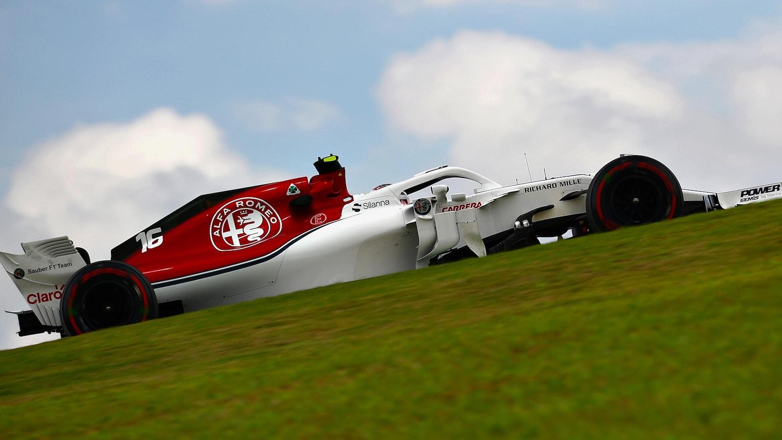 L'écurie de Formule 1 Sauber renommée Alfa Romeo Racing