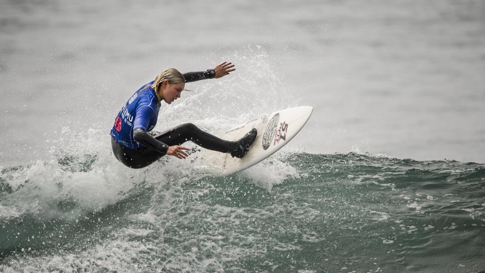 Bethany Zelasko, championne canadienne dans la catégorie ouverte