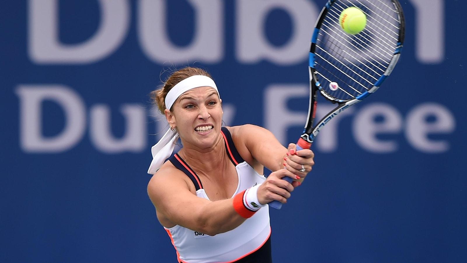 Dominika Cibulkova éliminée Au Deuxième Tour à Dubaï Iciradio
