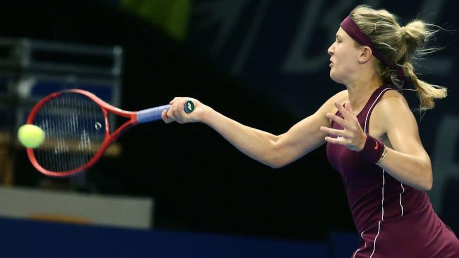Eugenie Bouchard en finale à Honolulu