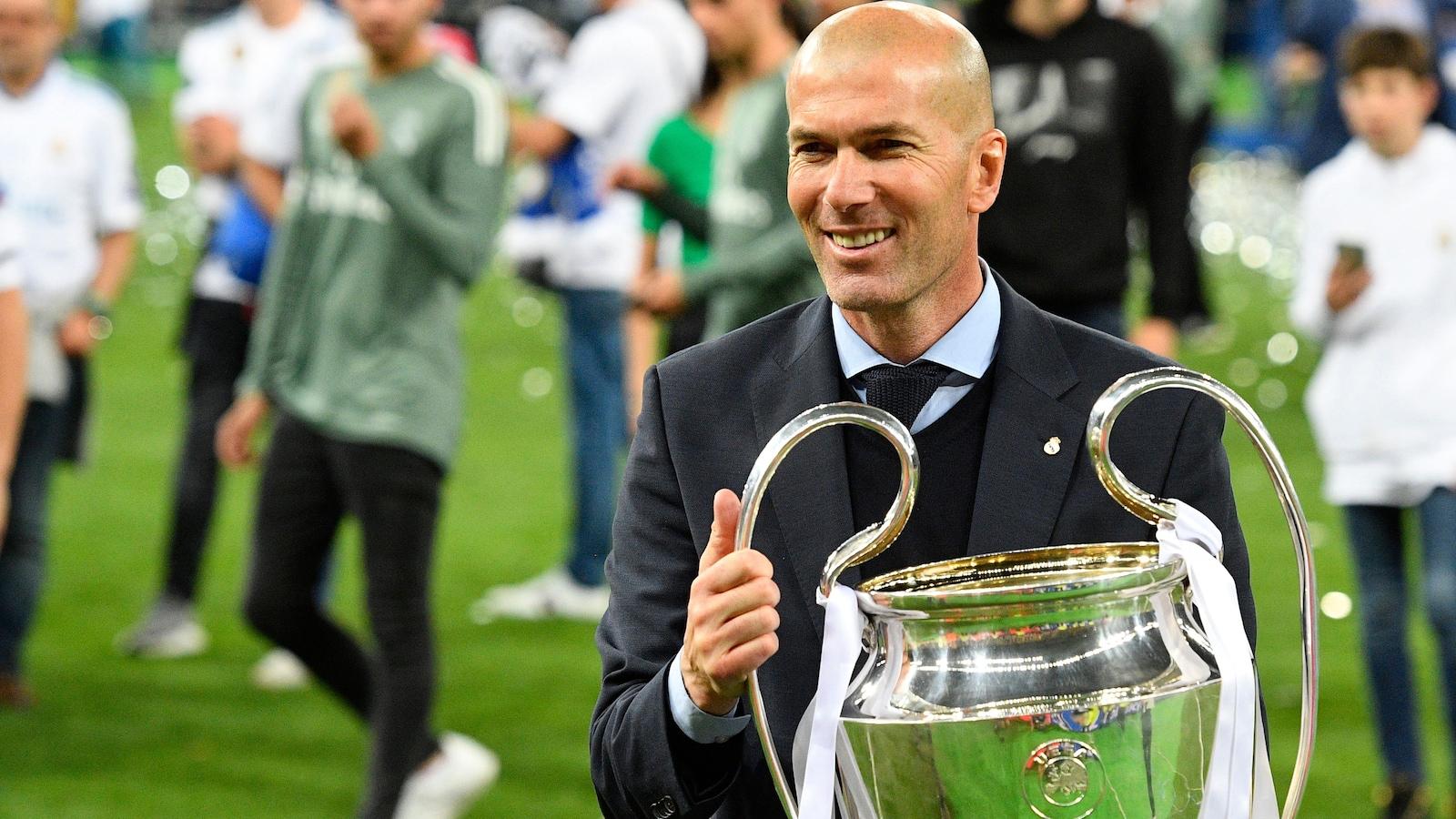 Avec Zidane, le retour d'un