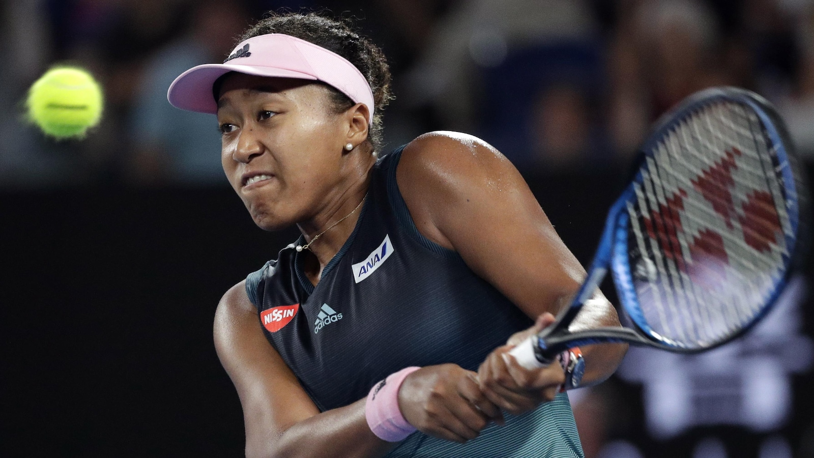 Tennis - Une version animée de Naomi Osaka