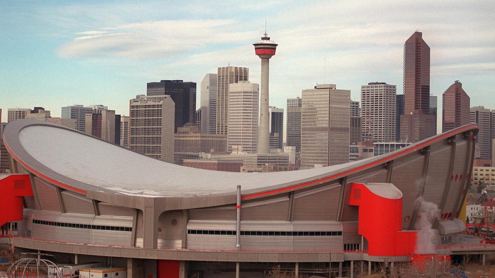 Calgary est intéressée à présenter les Jeux olympiques de 2026.