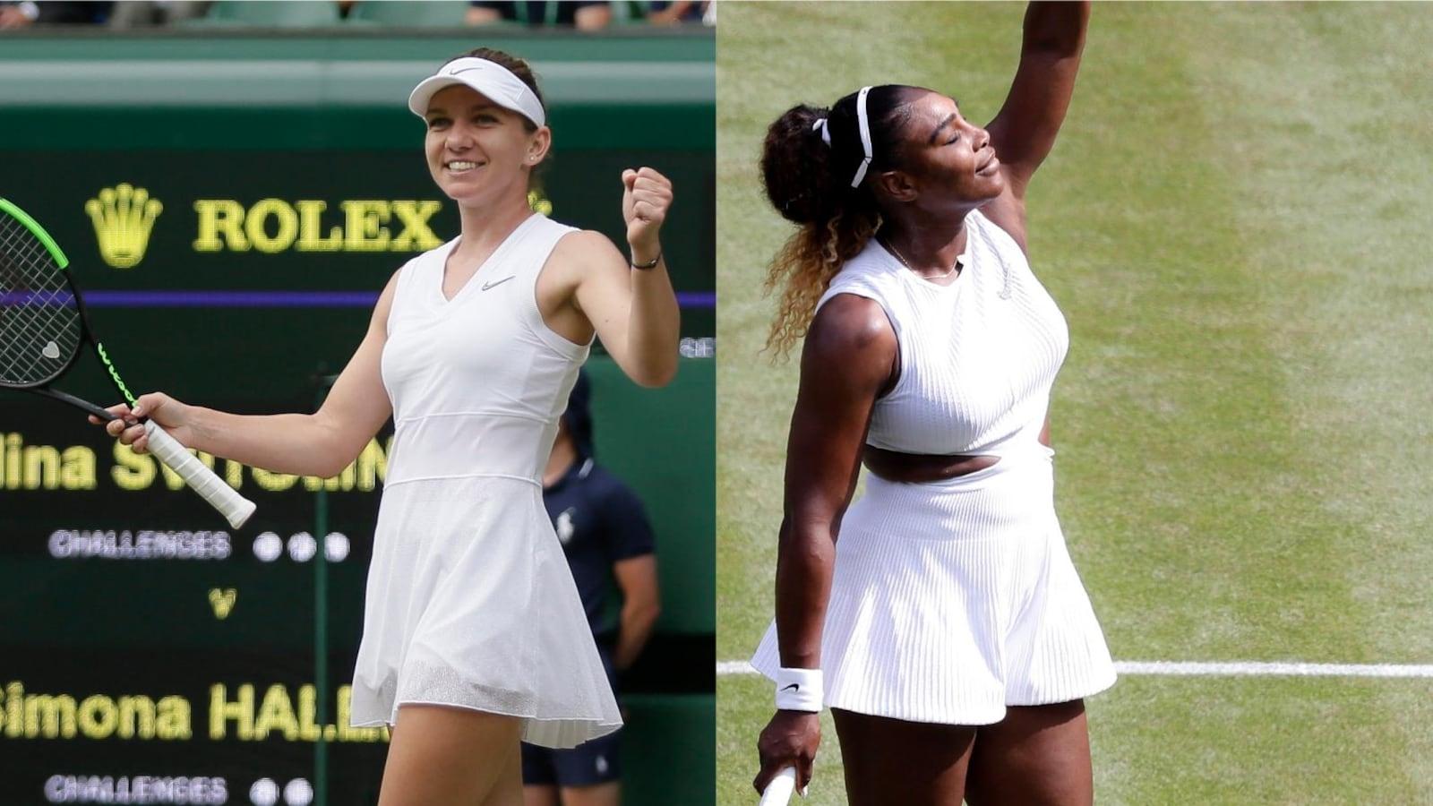 Simona Halep, lauréate de Wimbledon :