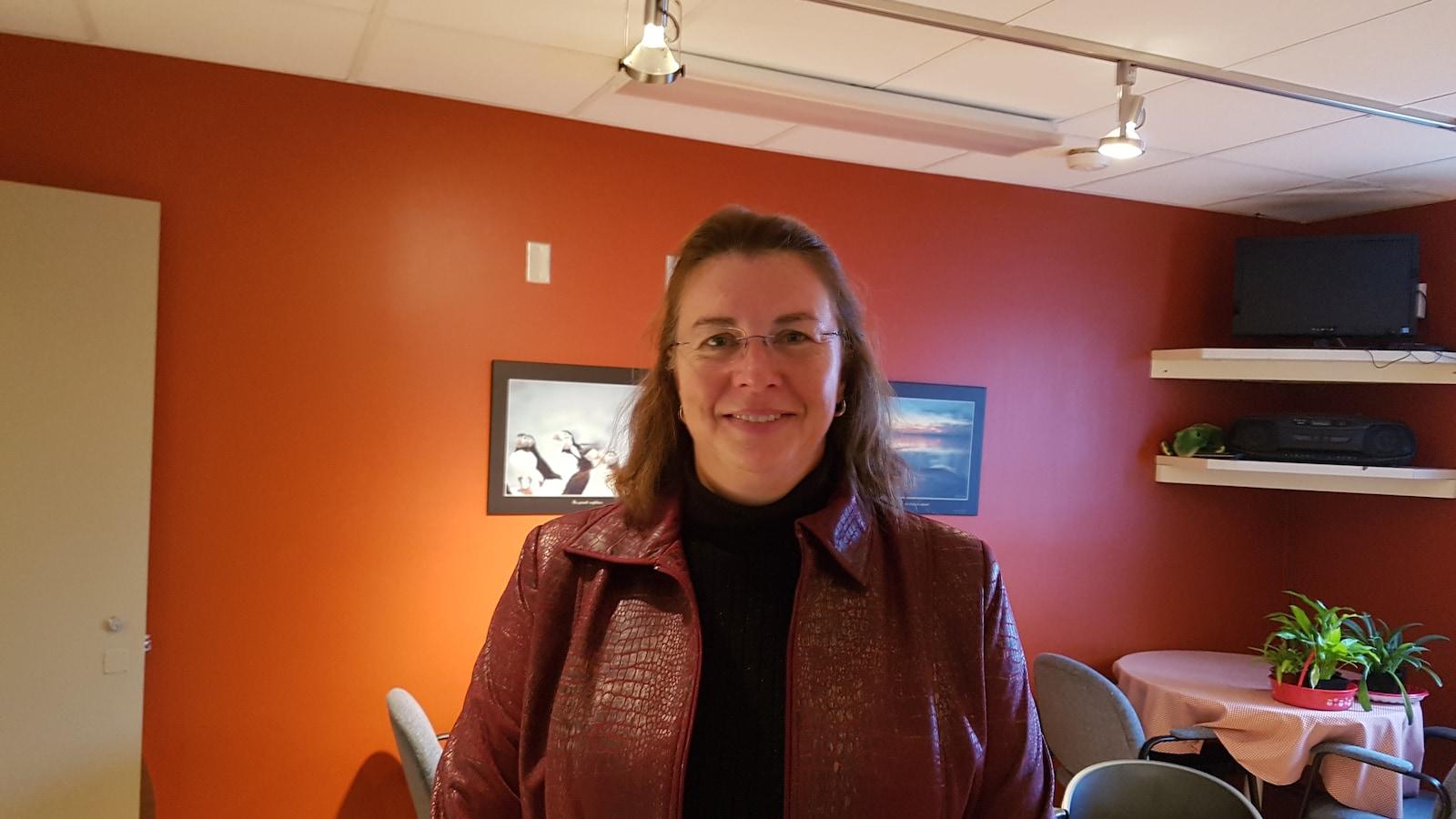 Linda Vaillant, directrice générale de l'Association des pharmaciens des établissements de santé du Québec (APES)