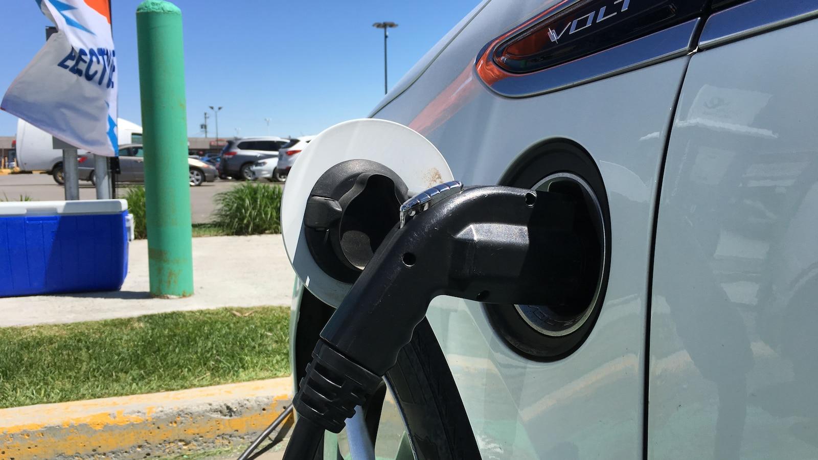 Les véhicules électriques intéressent de plus en plus les consommateurs.