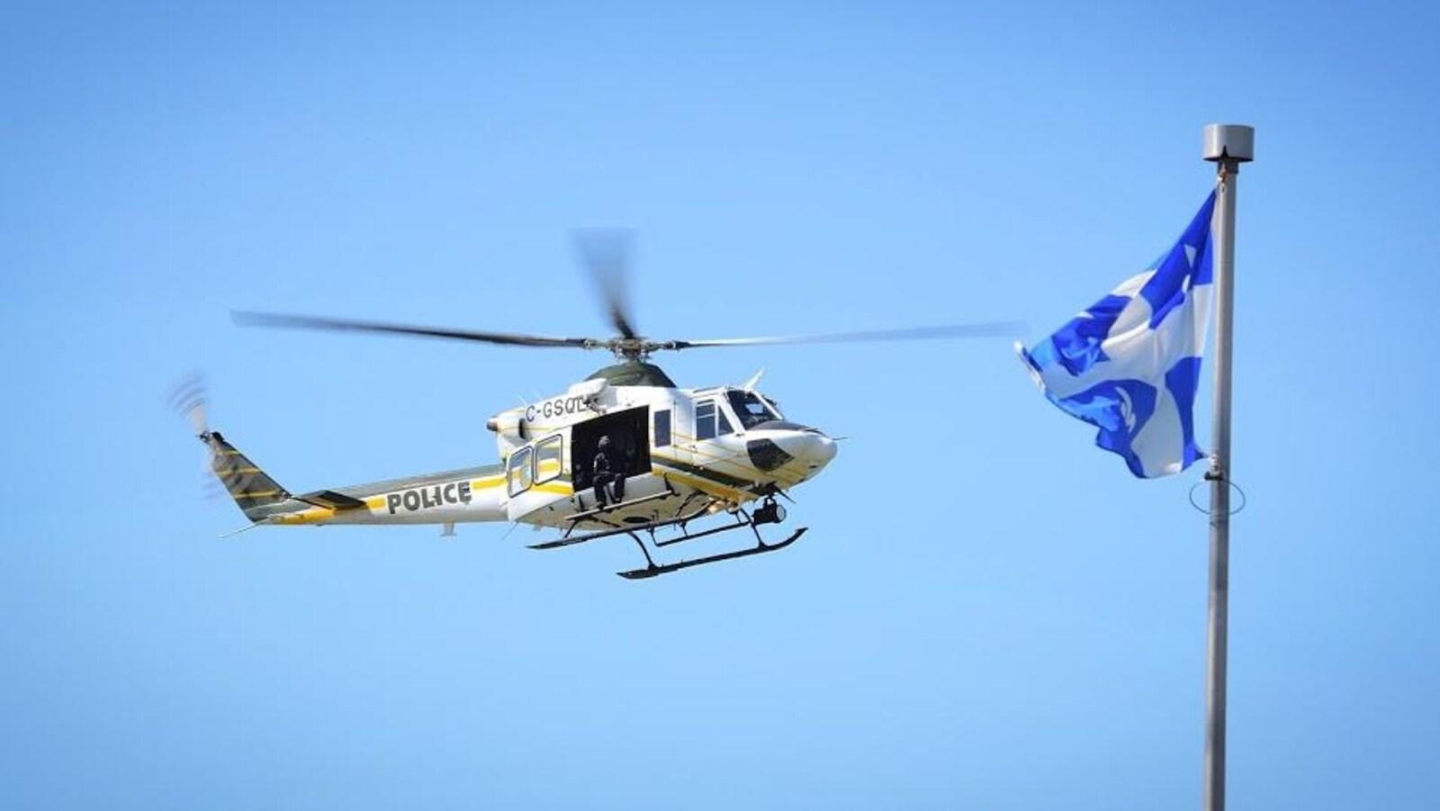Hélicoptère, SQ