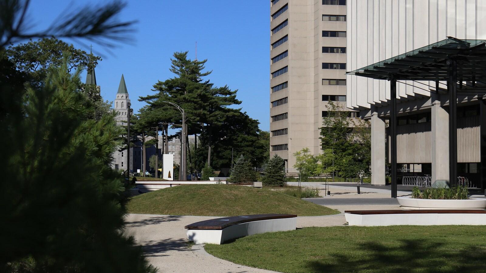 Pavillons de l'Université Laval.