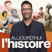Maxime Coutié anime Aujourd'hui l'histoire.