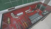 Les outils que les coroners ont utilisé de 1932 à 1980 pour pratiquer les autopsies, pour déterminer les causes de la mort.