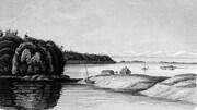 Au début du 19e siècle, la famille MacNider construit un manoir aux abords de la rivière Mitis.