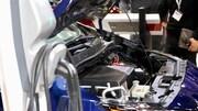 La composante d'une voiture électrique.
