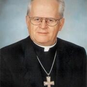 André Gaumond, l'ancien archevêque de Sherbrooke.