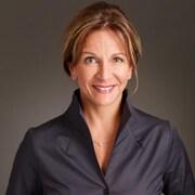 La candidate Annie Talbot