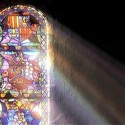 Un vitrail