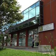La devanture du Centre culturel islamique de Québec.