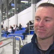 Jocelyn Thibault, père de trois hockeyeuses