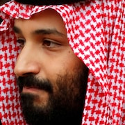 Le prince héritier de l'Arabie saoudite, Mohammed ben Salmane