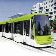 Esquisse du projet de tramway à Québec