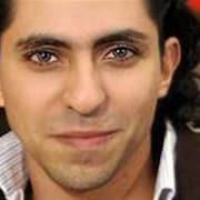 Plan rapproché de M. Badawi.