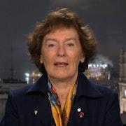 La sénatrice indépendante Renée Dupuis