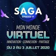 l'affiche de présentation de l'événement SAGA.