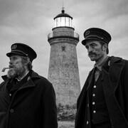 Une scène du film The Lighthouse.