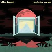 """La pochette de l'album """"Plage des morons"""", de Chloé Breault (2020)."""