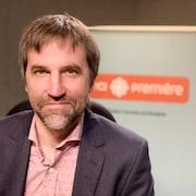 Le ministre du Patrimoine canadien Steven Guilbeault