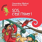 Couverture du livre SOS, c'est l'hiver!