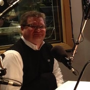 Stéphane Dorge en entrevue à Radio-Canada en 2015