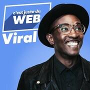 Nicolas Ouellet anime le balado C'est juste du web Viral
