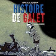 Couverture du livre Histoire de galet.