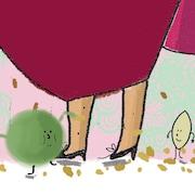 Page couverture du conte jeunesse Petit Pois vert et Petit Grain de riz